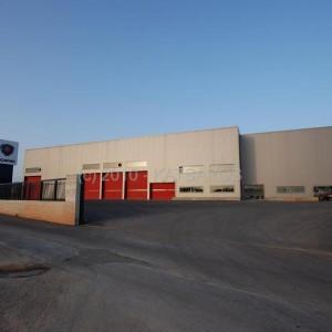 Συνεργείο φορτηγών Scania – Αρτάκη