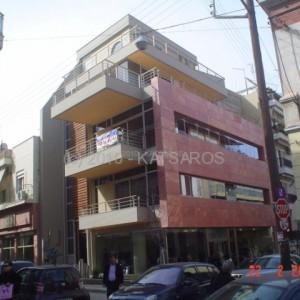 Κτήριο γραφείων καταστημάτων – Χαλκίδα