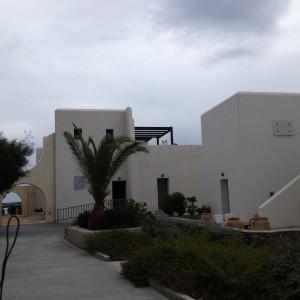 Μεταλλική προσθήκη σε ξενοδοχείο – Πάρος (Χρυσή ακτή)