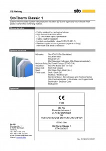 CE StoTherm Classic 1_ENGLISH-2007.10.01